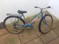 Vintage lady's bicycle