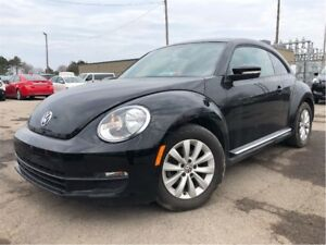2014 Volkswagen Beetle 2.5L Comfortline MOONROOF MAG WHEELS