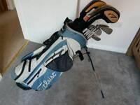 Golf clubs..taylormade,titleist,Wilson