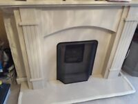 Classic 2nd hand electric fireplace