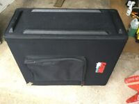 Amp Case 2x12 Guitar Amplifier Cab Gator Case