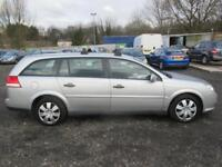 VAUXHALL VECTRA 1.9 CDTi Life [120] 5dr (silver) 2007