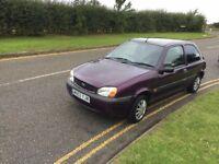 Ford Fiesta 1.3 long mot low insurance service history low to run low miles £345