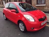 Toyota Yaris 1.4 D4D Diesel TR FSH MOT 10 month's £30 tax a year 2 Owners New Shape Quick Sale