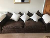 Tetrad grand sofa