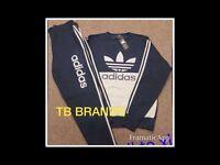Adidas 3 Stripe Tracksuit BNWT