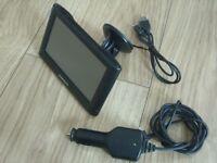 Garmin Nuvi 52 GPS Sat Nav With In Car SatNav Charger - Full UK & Ireland Maps