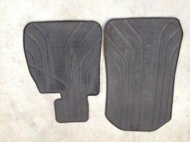 Genuine BMW mats for BMW M3 E92 Coupe