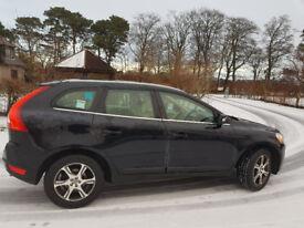 Volvo XC60 SE LUX 2011 94000 miles