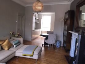 RENOVATED FIRST FLOOR, 2 BEDS, LUXURY SHOWER-ROOM, SUPERB KITCHEN. OPEN PLAN KITCHEN/LIVING/DINING