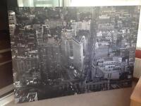 Large wall canvas 200cm width 140 length