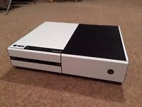 Xbox One with tons of games