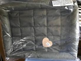 Dog crate cushion for sale