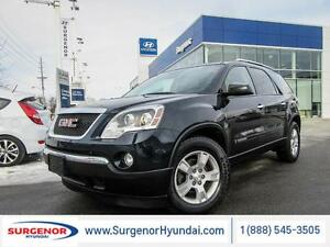 2008 GMC Acadia SLE **TRUSTED SURGENOR BRAND**