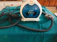 Vax steam,bathroom and kitchen master cleaner,