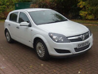 VAUXHALL ASTRA 1.4 LIFE 16V 5d 90 BHP FULL YEAR MOT ++ SERVICE RECORD ++TIMING CELT CHANGED++