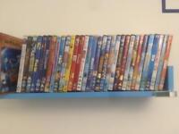 13 DVD kids movies