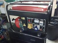 Petrol Generator 2.8Kva, 6.5HP - Spares or Repair