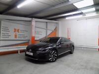 Volkswagen Arteon Fastback R Line (grey) 2017-09-01