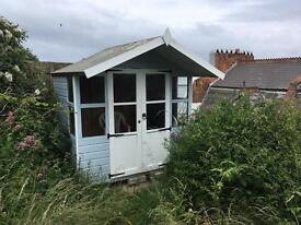 7x5' summerhouse