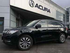 2014 Acura MDX NAVI | OFFLEASE | ONLY60000KMS | TINT | MATS |