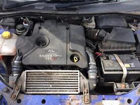 Focus Tdci Engine Gearbox Spares Breaking 2004