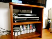 TV table/media unit - 60x40x60cm - reduced to £6 for quick sale