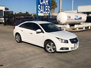 2009 Holden Cruze CDX AUTO Sedan Hoppers Crossing Wyndham Area Preview