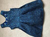 Beautiful girls party dress age 5