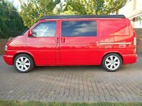 VW T4 Transporter Camper Van