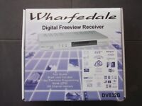 Wharfedale Digital Freeview Receiver DV832B