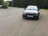 BMW 325 3 SERIES AUTOMATIC ESTATE CAR