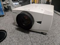 Christie LX55 projector with 0.8 lens