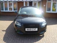 CHEAP 2010 Audi A3 1.6 MPi Automatic S Tronic Black Edition