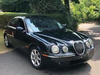 Jaguar s-type 2.7d twin turbo 2005 LIMITED EDTION