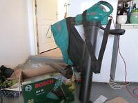 Bosch ALS25 Corded Garden Blower & Vac