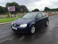 2007 Volkswagen Golf 1.9 tdi Se ** Full History ** (not a3,a4,passat,jetta,bmw,a6,auris etc)