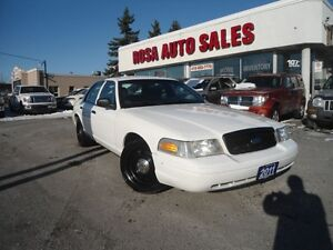 2011 Ford Crown Victoria AUTO SAFETY ETEST POWER GROUP NO RUST C