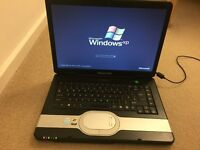 Packard Bell Laptop & laptop case