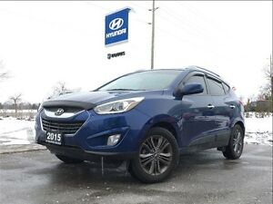 2015 Hyundai Tucson Limited AWD at