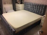Super king size bed