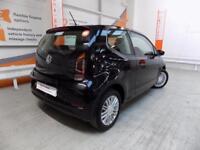 Volkswagen UP MOVE UP (black) 2016-11-24