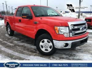 2014 Ford F-150 Cloth Seats, Air Conditioning