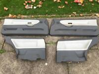 Bmw e36 coupe door cards
