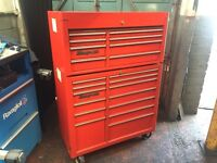Snap on tool box classic 40