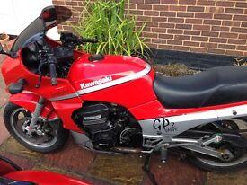 Kawasaki GPZ900R A4 1986. 10 months MOT