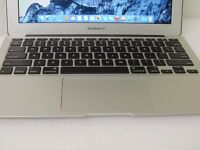 APPLE MACBOOK AIR MID 2011 INTEL CORE i5 1.6GHZ WIFI WEBCAM OS X EXCELLENT WORKING ORDER