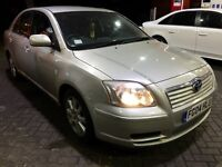 TOYOTA AVENSIS D4 D T3 . DIESEL, VERY RELIABLE TOTAL BARGAIN