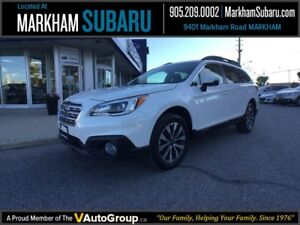 2015 Subaru Outback 2.5i w/Limited Pkg - SOLD!!!