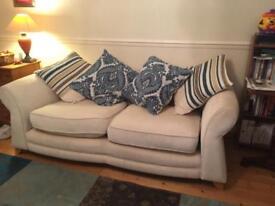 Three seater DFS sofa